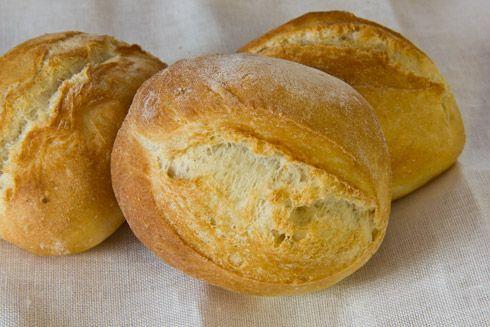 Berliner Schrippe (ohne Vorteig) | Brotbacken mit Plötz