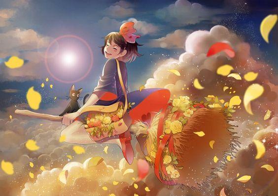 miyazaki_fanart: Воскресный винегрет. Пятьдесят пятый выпуск.
