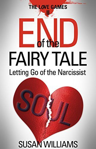 book title end of fairytale letting go of the Narcissist by Susan Williams