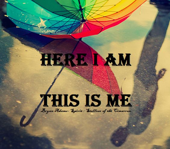 Here i am spirit lyrics