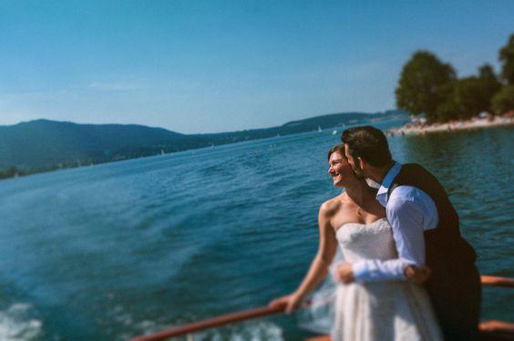 Tegernsee wedding