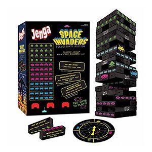 Space Invaders Jenga Image