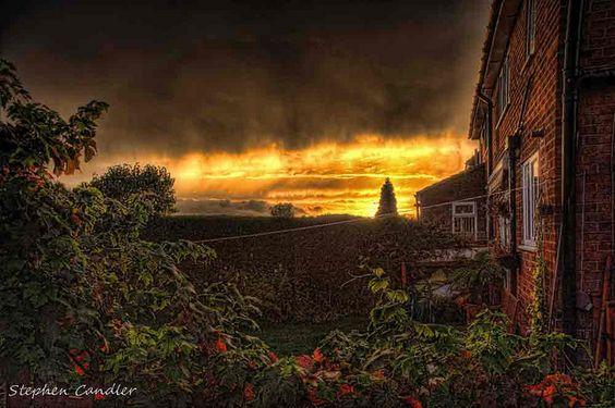 Storm Clouds Out Back..... by Light+Shade [spcandler.zenfolio.com], via Flickr