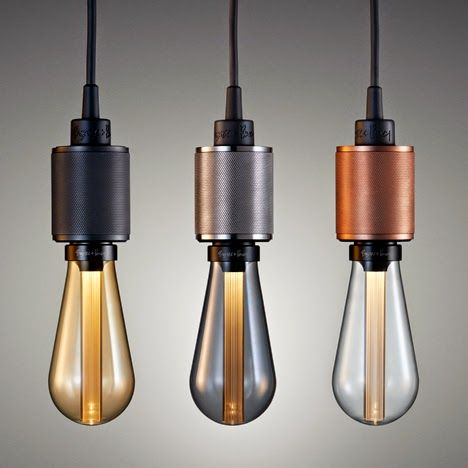LED Light Bulbs from Buster Buster & Punch #led #bulb #buster&punch…