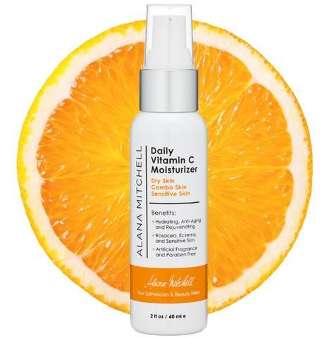 Alana Mitchell Daily Vitamin C Moisturizer -Available at alanamitchell.com