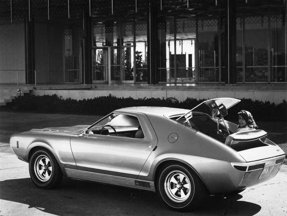 1966 Vauxhall XVR (Prototype)