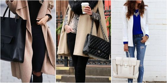 Bolsos para mujeres maduras, ¿con cuál te quedas?