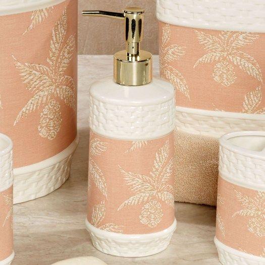 10 Peach Bathroom Accessories Most, Peach Bathroom Accessories