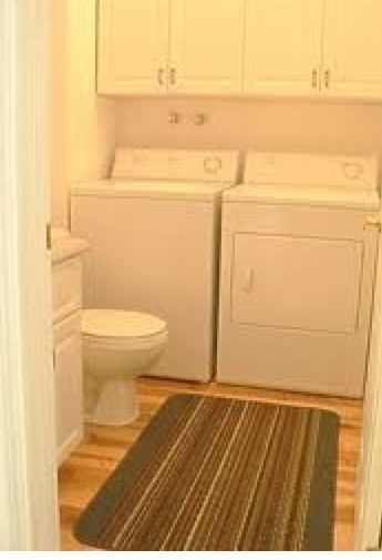 Pin By Helpmadeanyone On Utility Room Decor With Images Laundry Room Bathroom Laundry Room Layouts