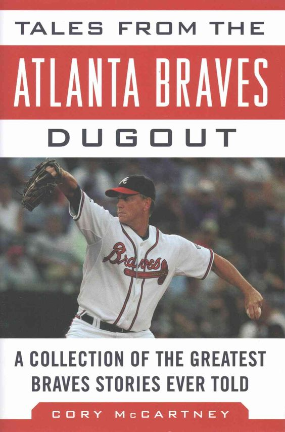 The newest addition to the Tales from the Team series, Tales from the Atlanta Braves Dugout includes stories on the greatest players and coaches to don the Braves uniform. Author Cory McCartney includ