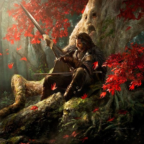 Michael Komarck's interpretation of A Song Of Ice And Fire.:
