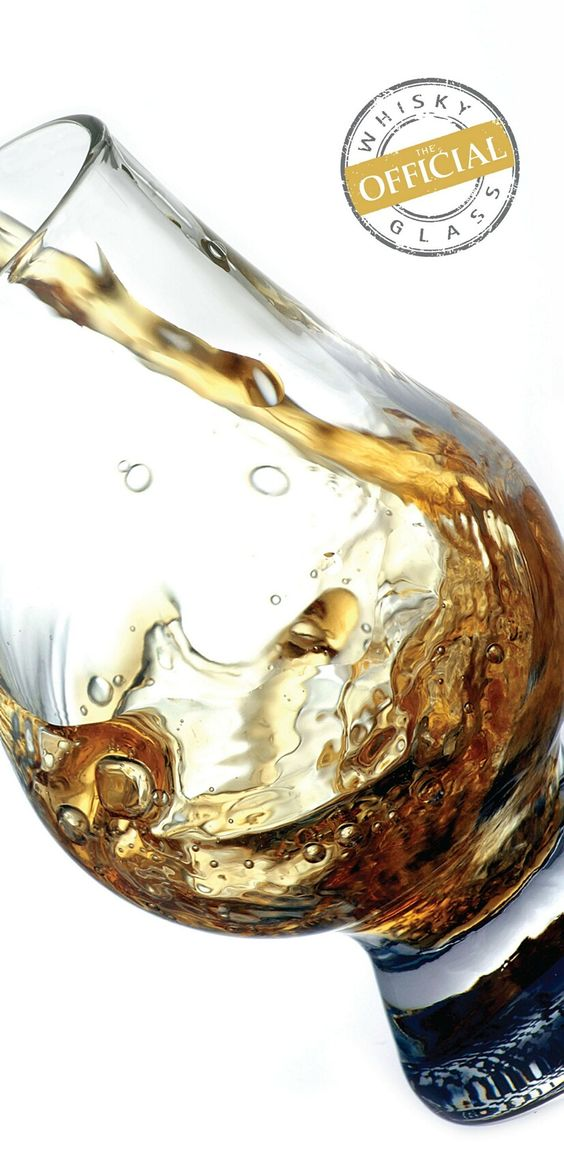The Glencairn glass, my favourite whisky glass.