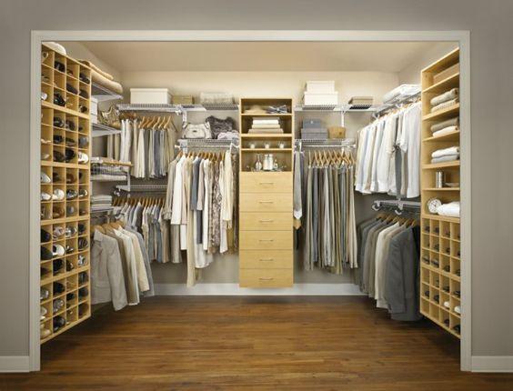 schlafzimmer mit begehbarem kleiderschrank schuhordnung gut