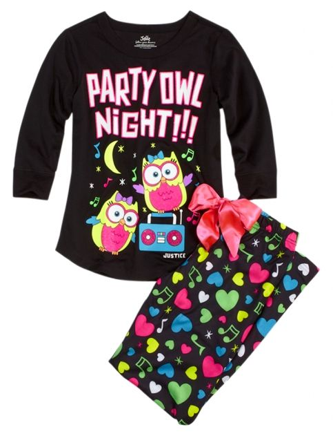 Party Owl Night pijama!! Want it for christmas!! Find it in ...