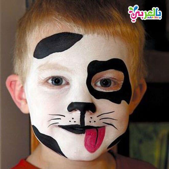رسومات على وجوه الاطفال سهلة للبنات افكار حفلات للاطفال بالعربي نتعلم Face Painting Easy Face Painting Halloween Face Painting Designs