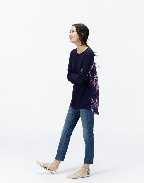 Joules SS16 Liza Knitted Tunic