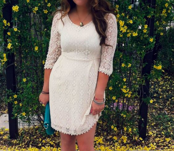 $30 target dress in pastel colors! Perfect for a wedding or Easter!