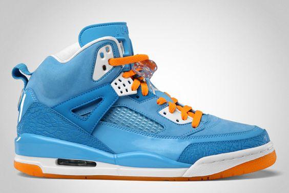 Air Jordan Spizike - University Blue