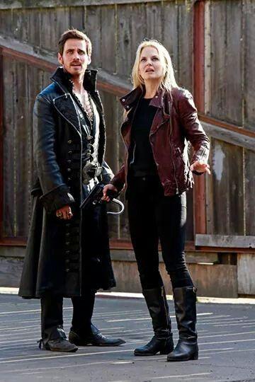 Killian and Emma