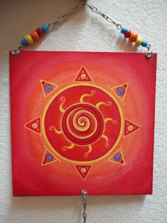 Mandala Energía del Sol