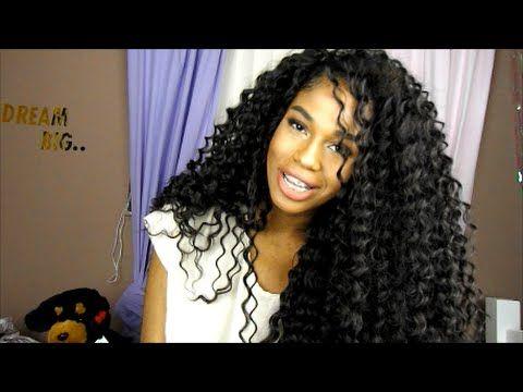 Freetress Crochet Braids // I Moriah - YouTube