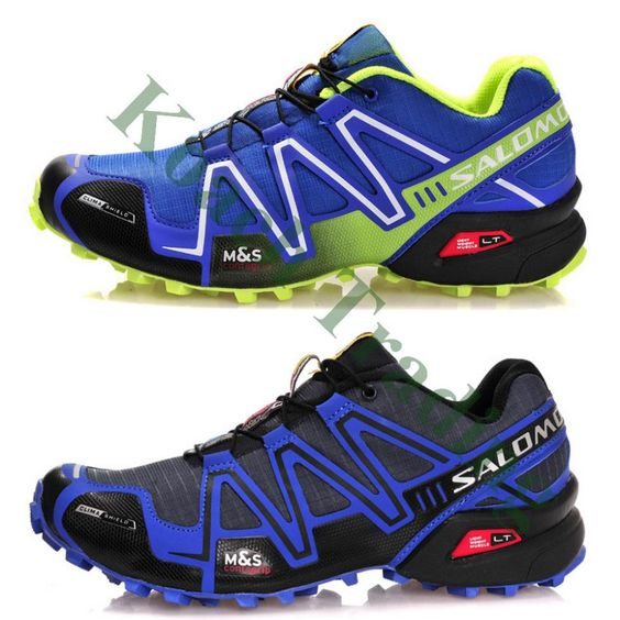 quality design a1852 0e6e2 ... mens salomon s lab fellcross sky blue gold .