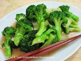 Resep Tumis Brokoli Bawang Putih Jtt Brokoli Resep Masakan Sehat Resep Masakan