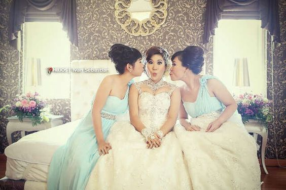 Have fun with the bride :)