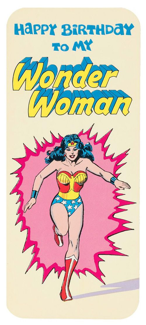 Pin By Asderathos On Comic Art Dc Wonder Woman Happy Birthday