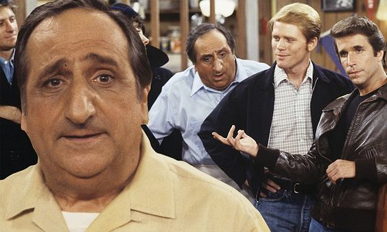 Al Molinaro, lovable star of Happy Days, dies at age 96