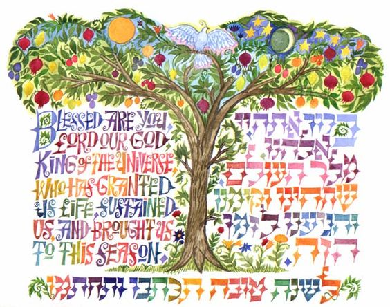 jewish new year greeting cards free