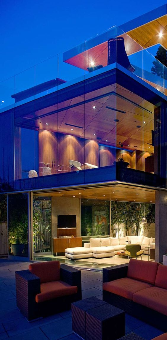 Styles of houses la jolla and glasses on pinterest for Luxury glass homes