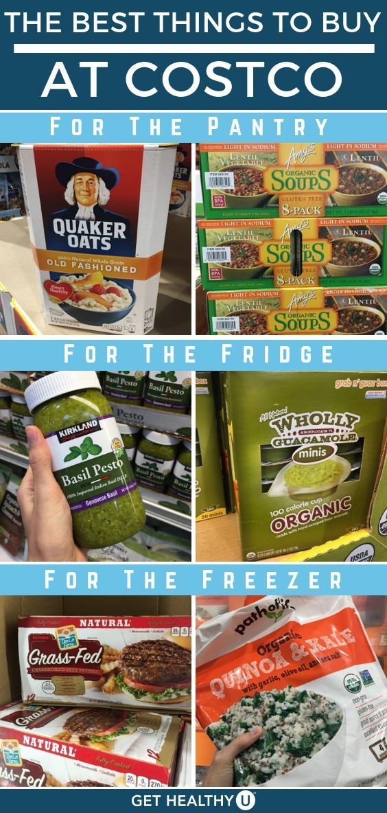36 Best Healthy Foods To Buy At Costco With Images Healthy