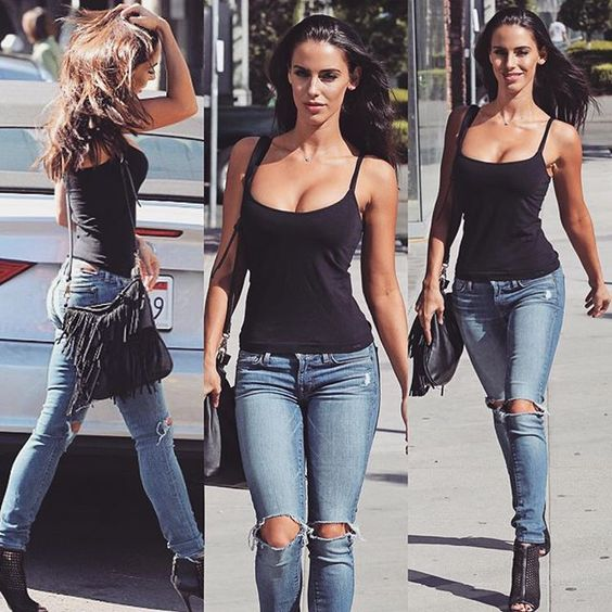 Jessica lowndes is perfection