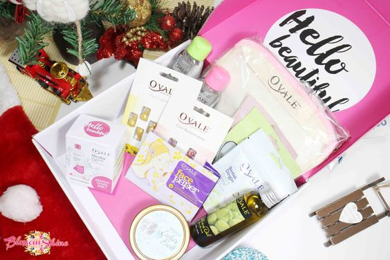 Ovale Beauty Box