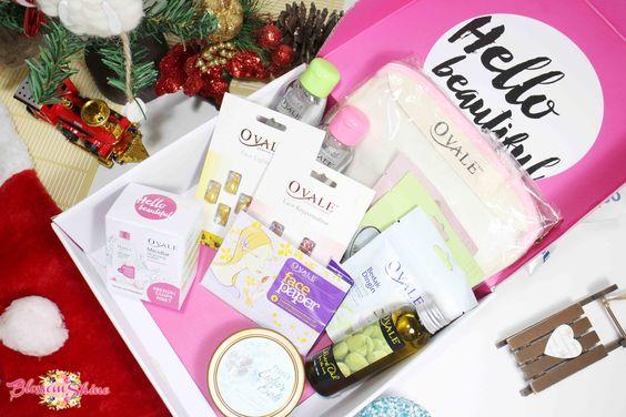Ovale Beauty Box