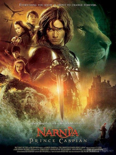 Biên niên sử Narnia 2: Hoàng tử Caspian - HD