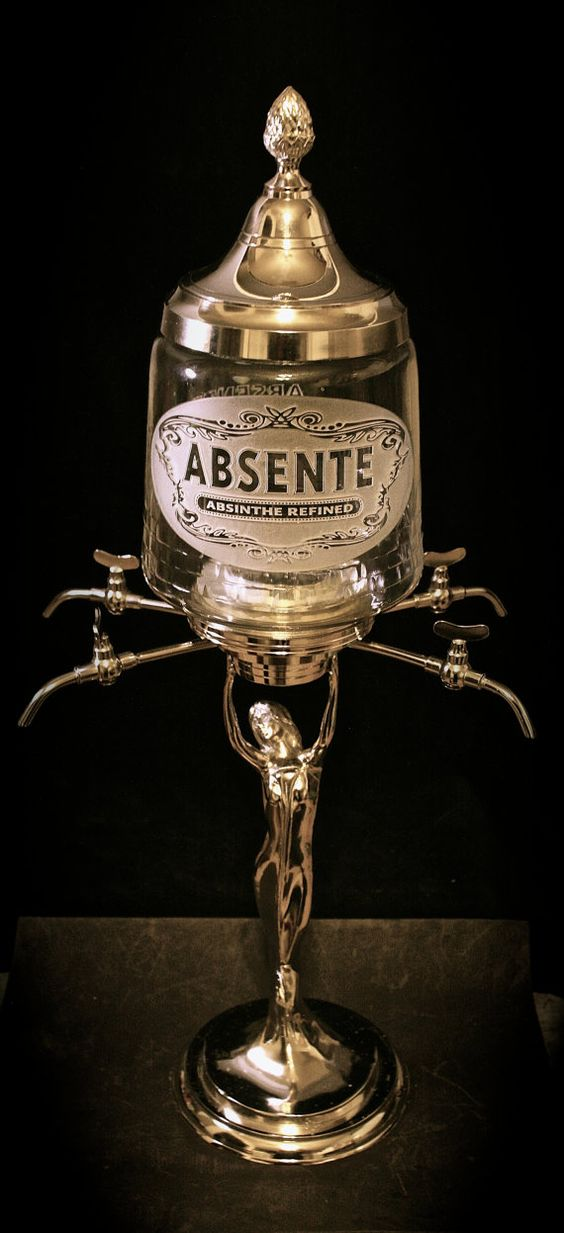 Hey, I found this really awesome Etsy listing at https://www.etsy.com/listing/221386736/absinthe-fountain-custom-engraved: