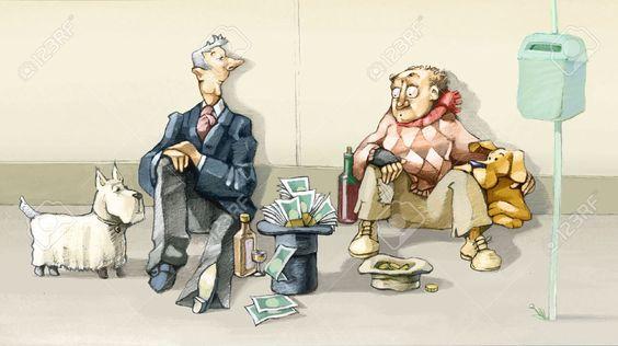 hombre rico hombre pobre - Buscar con Google