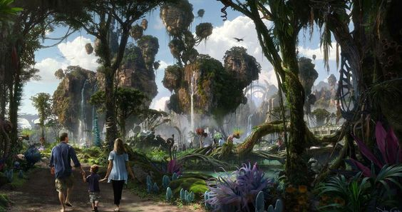 Gizmodo: This new video of Disney World's upcoming Avatar land is incredibly beautiful https://t.co/ULcwDUK93X https://t.co/oTalqCmy3B