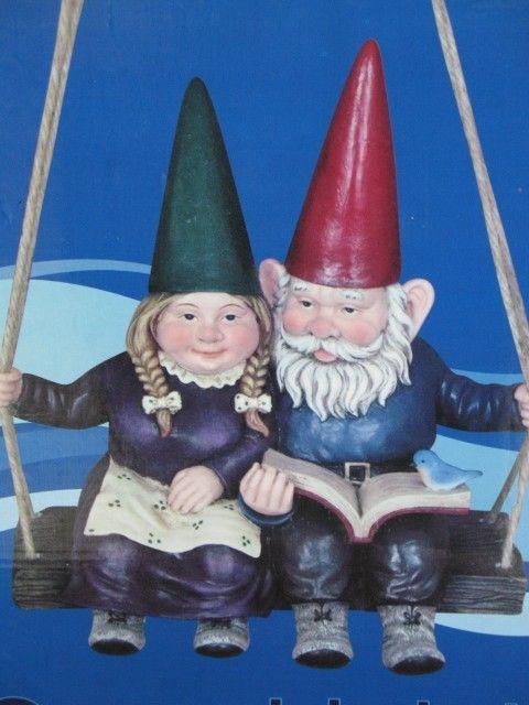 Female Garden Gnomes: Pinterest • The World's Catalog Of Ideas
