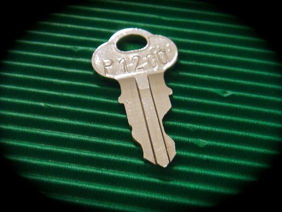 Cabinet Master Key for ROCK-OLA Jukebox #P1200 -Suits Many Models-Rockola!
