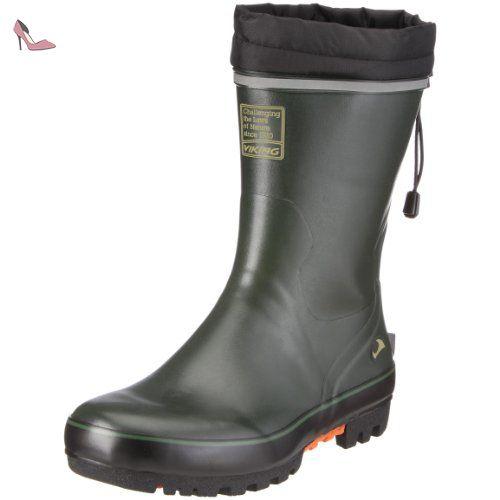 Viking Trophy II 1-42400-4, Bottes de pluie mixte adulte ( -TR-H5-65) 36