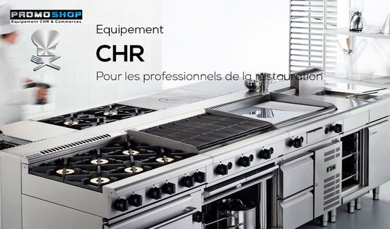 Pizza robots and cuisine on pinterest for Equipement restaurant professionnel
