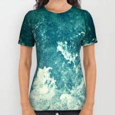 Water III All Over Print Shirt