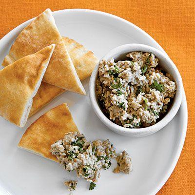 Baba Ghanoush at 75 calories