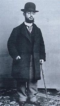 Henri de Toulouse-Lautrec  (1864 - 1901) was a French painter, printmaker, draughtsman, and illustrator.