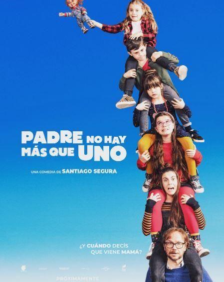 Padre No Hay Mas Que Uno Sinopsis Y Trailer Peliculas Padres Peliculas Familiares Cine Gratis
