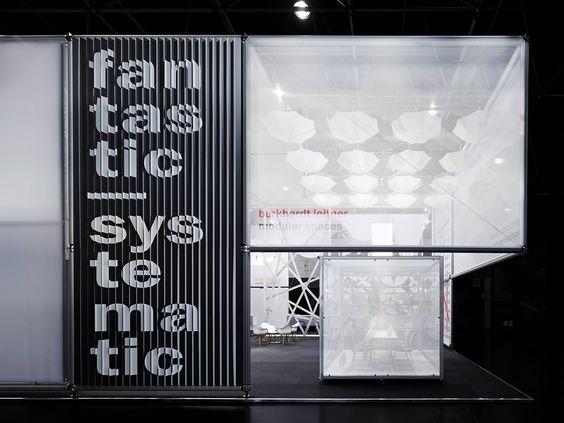 Burkhardt Leitner – EuroShop 2011, Düsseldorf. Ein Projekt von Ippolito Fleitz Group – Identity Architects.