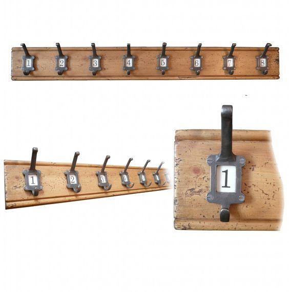adfix ironmongery school label frame coat hooks on distressed pine board 30 6 adfix ironmongery lighting hanging pendant lights